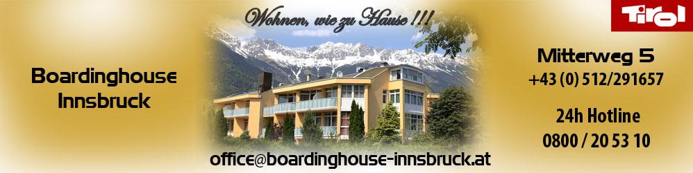 Boardinghouse Innsbruck